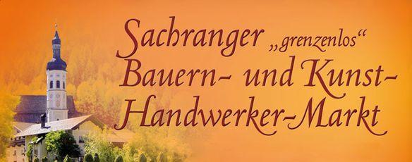 Sachranger Bauern- und Kunsthandwerker-Markt am 21. und 22. Juni 2014