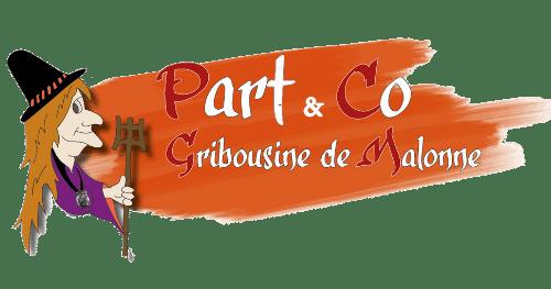 logo Part & Co - confrérie de la gribousine