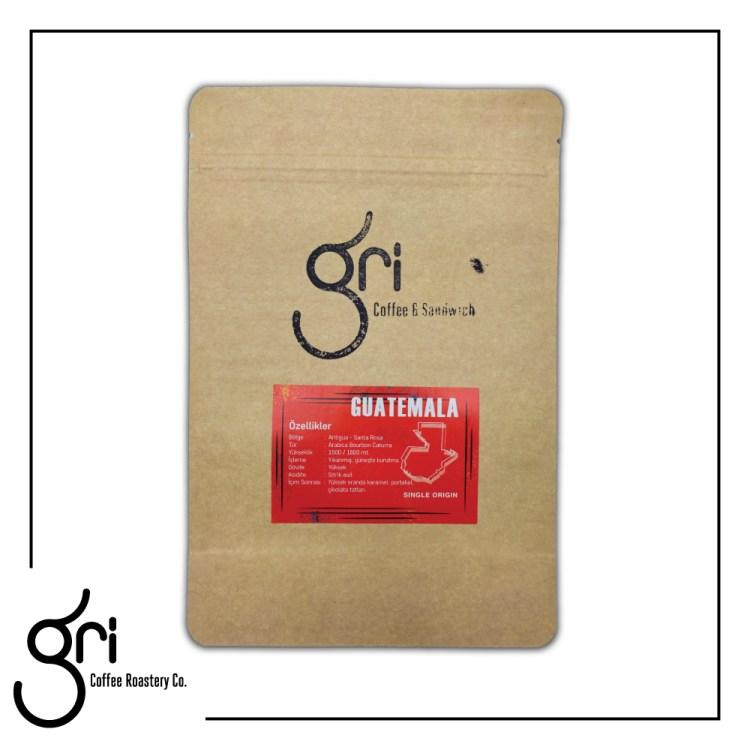 Gri Coffee Quatemala Filtre Kahve
