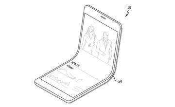 Le smartphone pliable de Samsung pourrait bientôt arriver