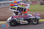 Ashley Boam UK Sprint Car