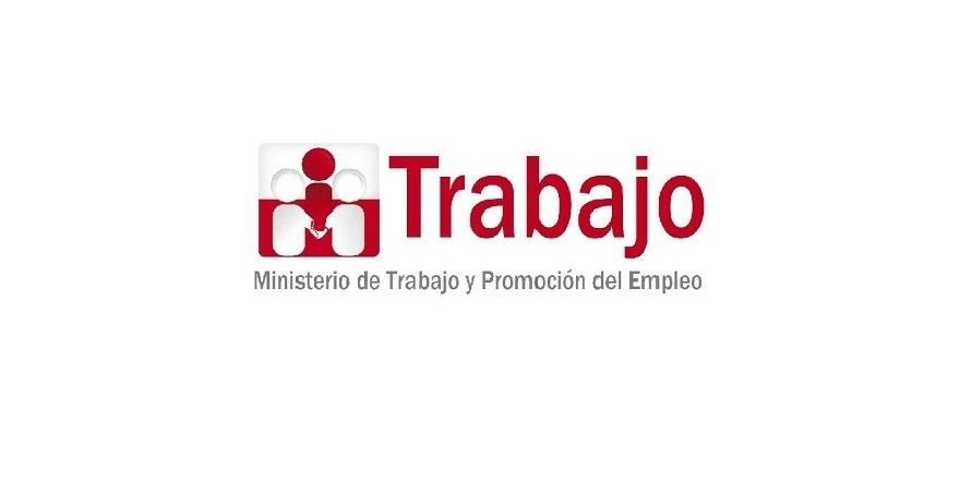 Ministerio de Trabajo y Promoción del Empleo logo