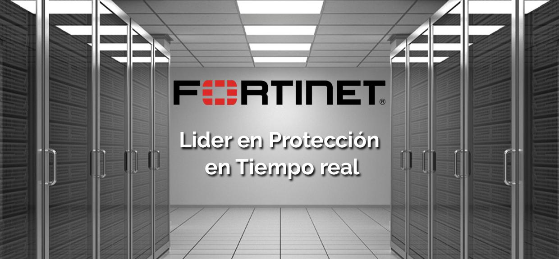 Fortinet - Líder en Protección en Tiempo real