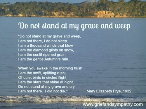 Sea Poems For Funerals | Poemview.co