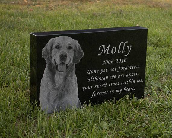 10 best pet memorial