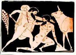 Zeus en Argus