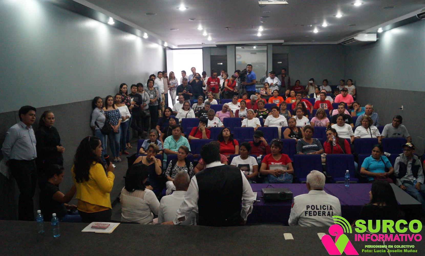 Caravana de Búsqueda: buscando desaparecidos y sensibilidad en la Fiscalía de Morelos