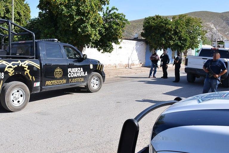 Golpea Fuerza Coahuila a familia y de paso allanan y roban en vivienda