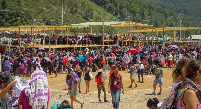 Más de 6 mil mujeres de 38 países participaron en el Primer Encuentro de Mujeres