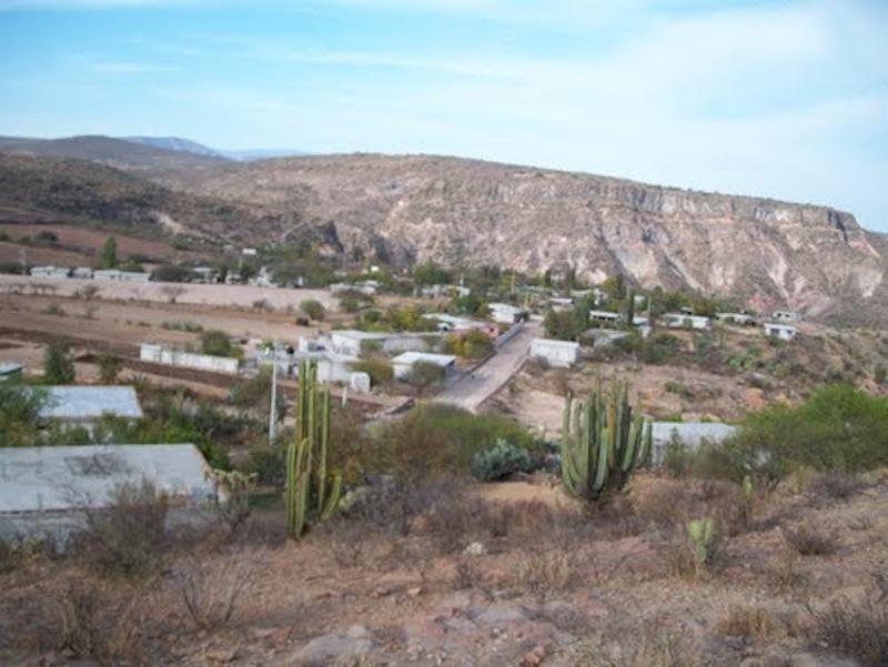 Habitantes de El Coyote denuncian despojo de tierras, en Ezequiel Montes (Querétaro)