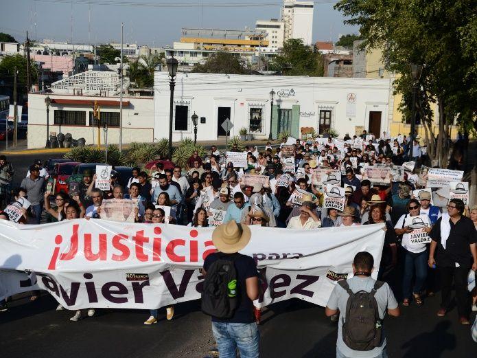 No hay justicia para Javier Valdez, tampoco seguridad para periodistas, denuncian (Sinaloa)