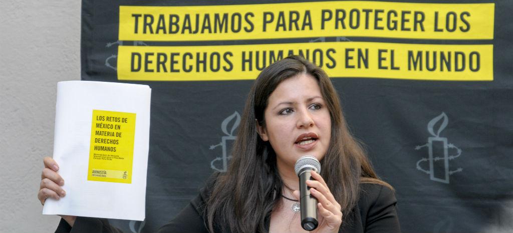 Pretende el gobierno federal ocultar la verdad sobre Ayotzinapa, denuncia AI