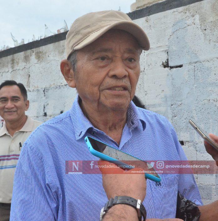 Protestan por construcción de gasolinera en Santa Lucía (Campeche)