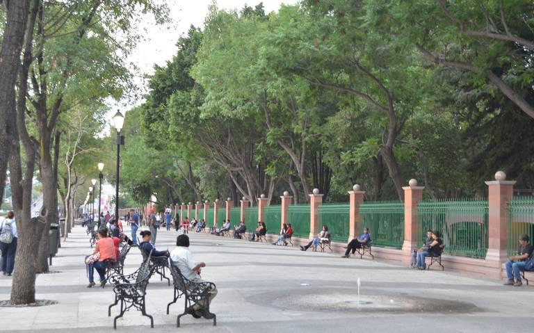 Denuncian que hay trata en la Alameda (Querétaro)