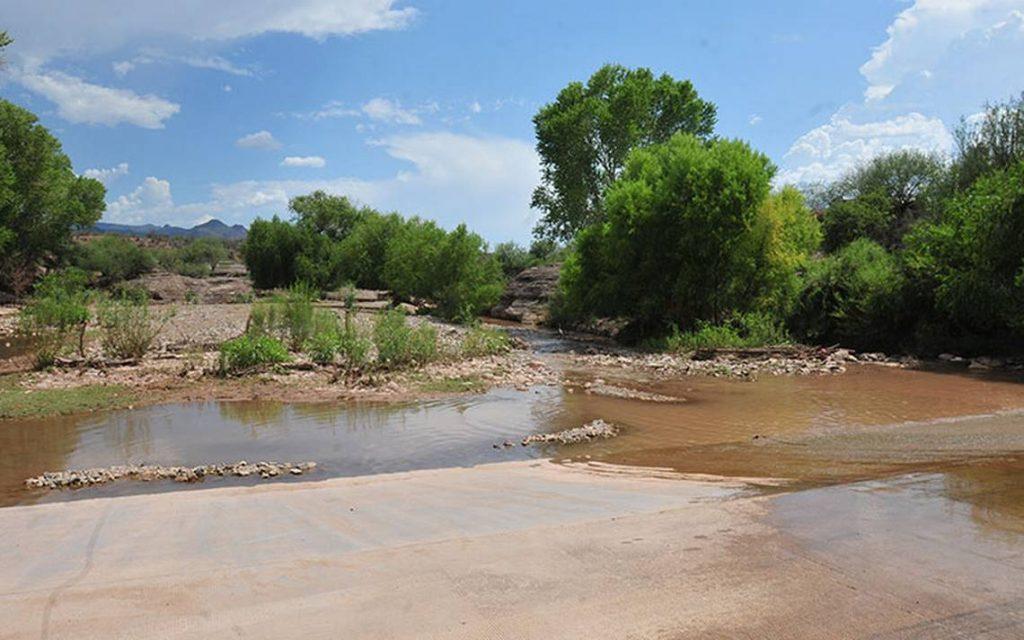 Ampara Corte a comunidad de Bacanuchi en Sonora