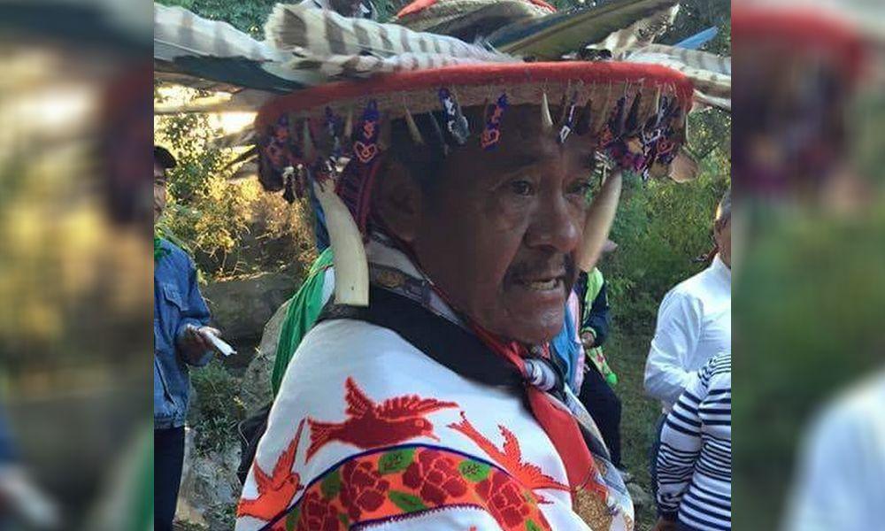 Asesinan al Marakame Margarito Díaz González defensor de los sitios sagrados del Pueblo Wixárika