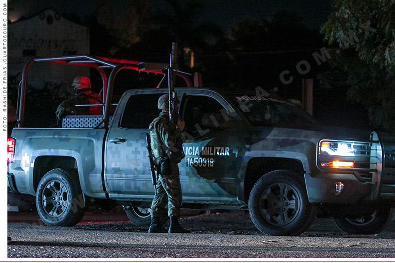 México militarizado, un país de cotidianos crímenes de lesa humanidad