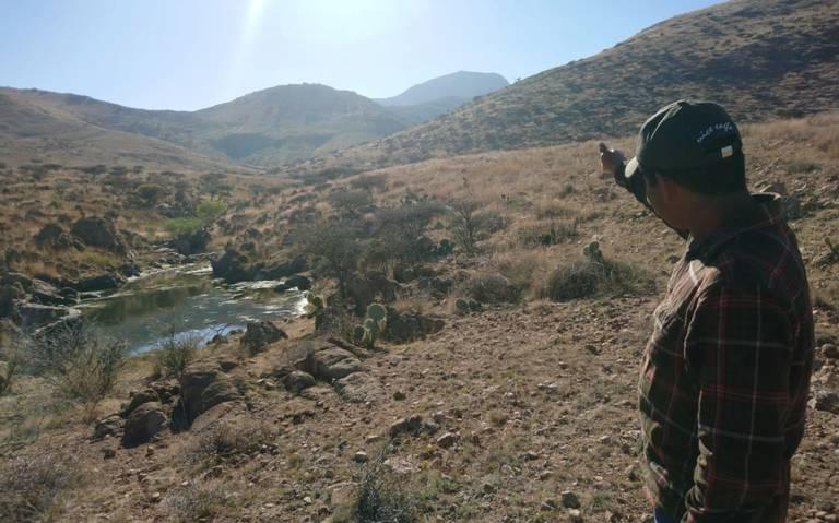 Comuneros se preparan para evitar el despojo de sus tierras (San Luis Potosí)