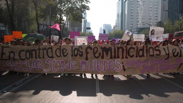 Tiene violencia hacia la mujer su pico más alto de los últimos años (Estado de México, Veracruz, Guanajuato)
