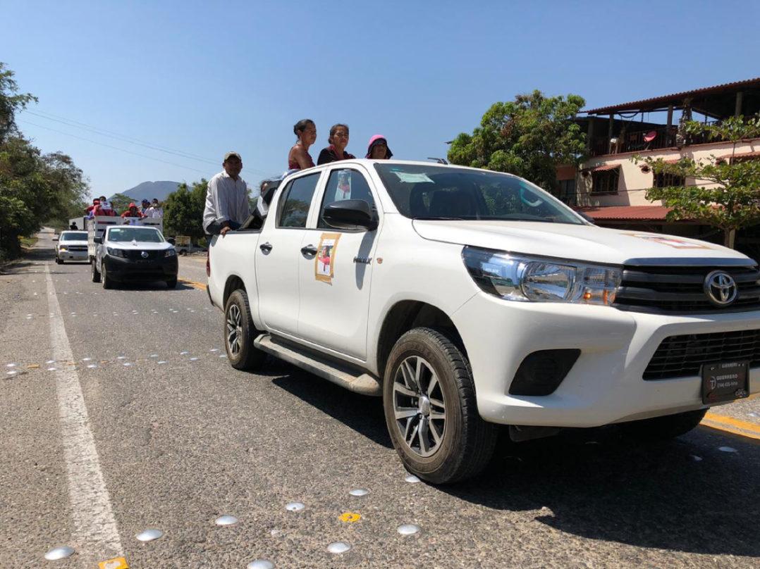 Gobierno comunitario de Guerrero exige dar con activistas indígenas desaparecidos