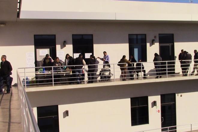Empleados toman oficinas de Semarnat y paralizan labores (Baja California)