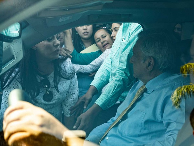Familiares de desaparecidos se manifiestan en Aguascalientes
