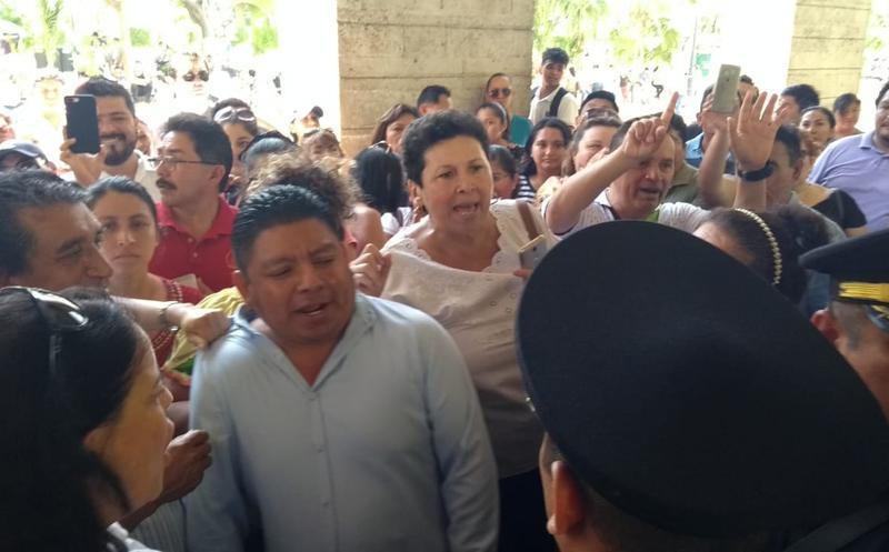 Reclaman a Segey pago de incentivos (Yucatán)