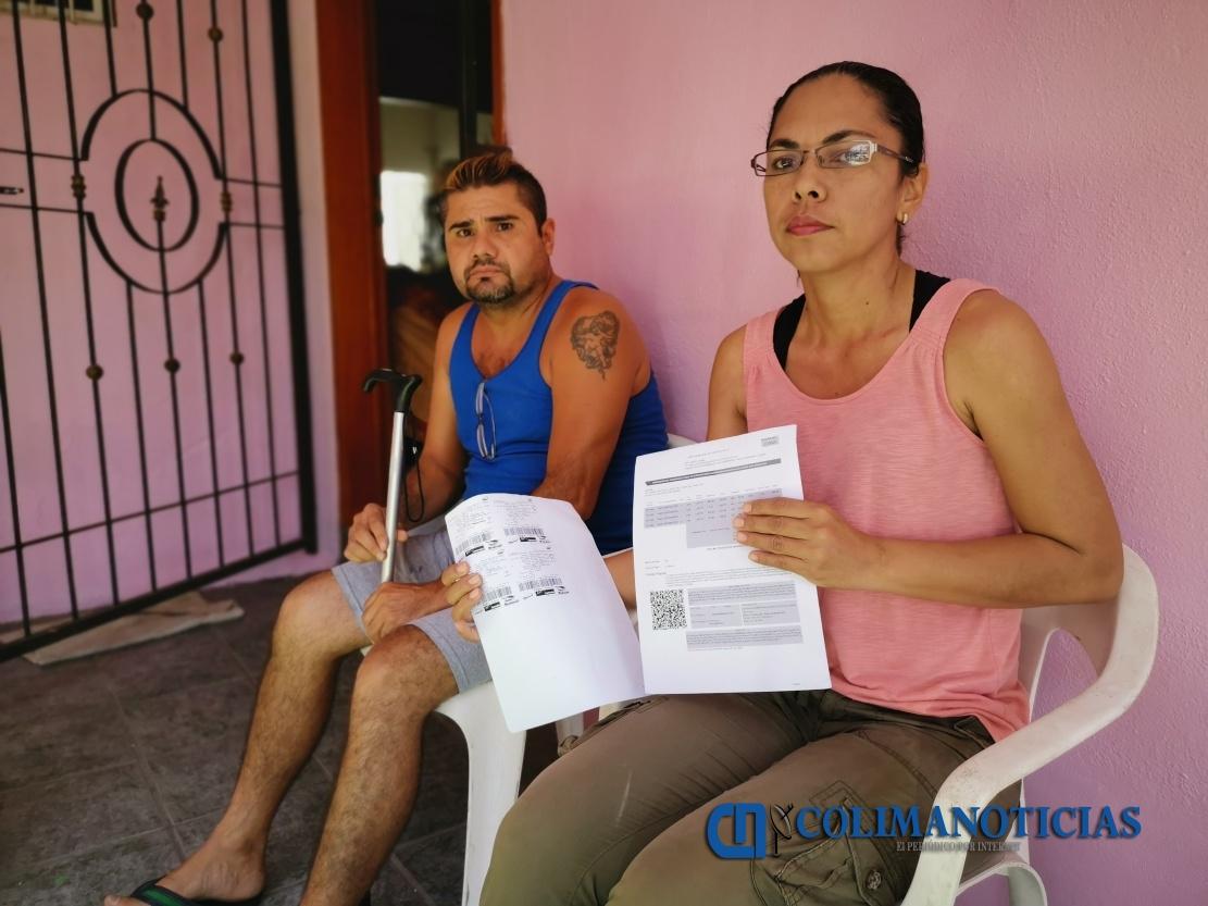 Derechohabientes del ISSSTE en Tecomán se quejan de deficiencias en la institución (Colima)