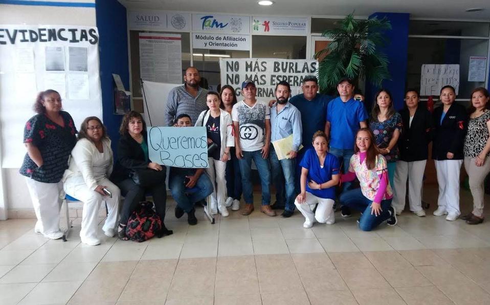 Les incumplen en pago y cierran Dirección de hospital de Altamira (Tamaulipas)