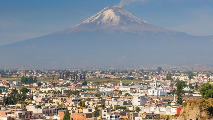 Un gasoducto que pasa cerca del Popocatépetl causa preocupación a los pobladores