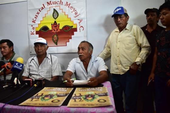 Menonitas acaban con el agua en la región de Los Chenes  (Campeche)