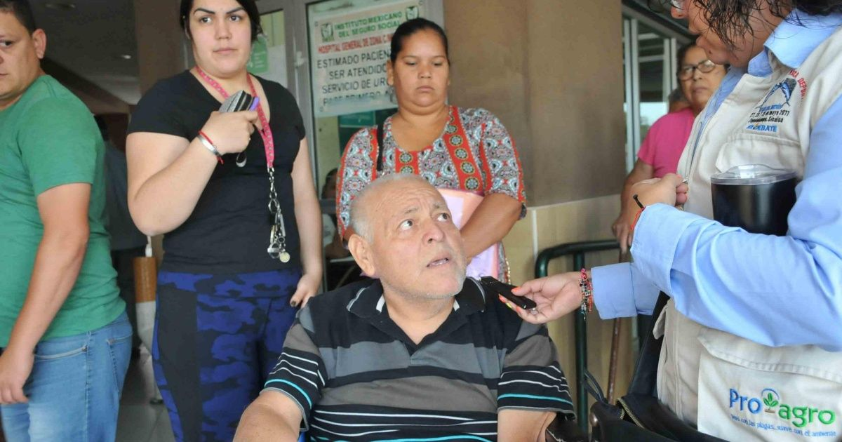 Área de hemodiálisis del IMSS continúa saturada (Sinaloa)