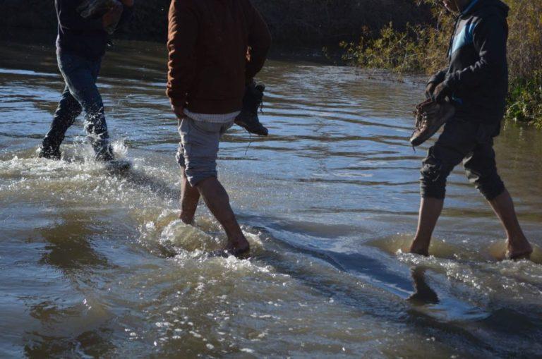 Operativos migratorios también en la frontera norte de México