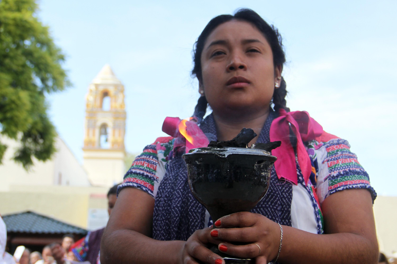 Regiones indígenas enfrentan violencia (Puebla)