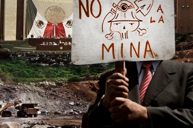 Riesgo de represión contra opositores a minas en Puebla, alerta REMA