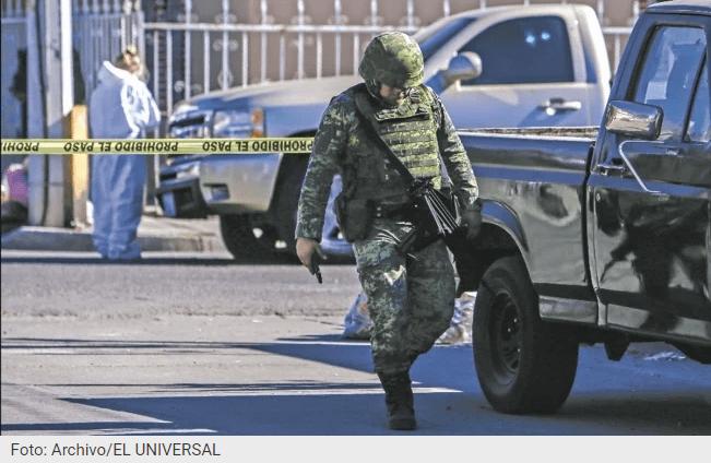 Organizaciones presentan amparos contra acuerdo de militarización