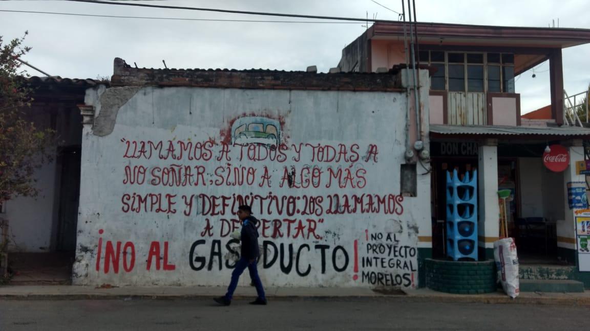 Amparos siguen deteniendo al Proyecto Integral Morelos pese a declaración de AMLO