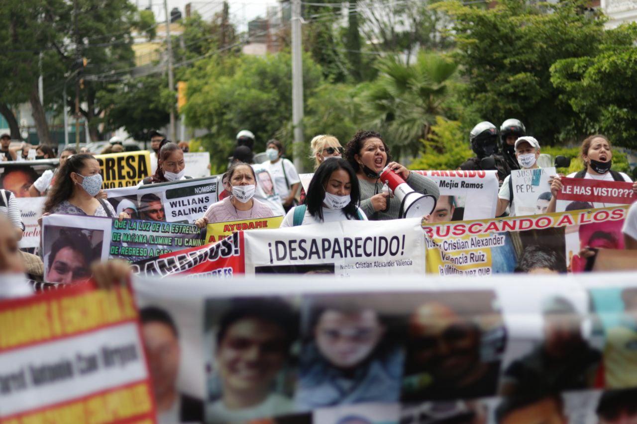 Jalisco ocupa el primer lugar en desapariciones y exhumaciones de cuerpos de fosas clandestinas en el país