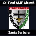 St Paul AME Church Logo