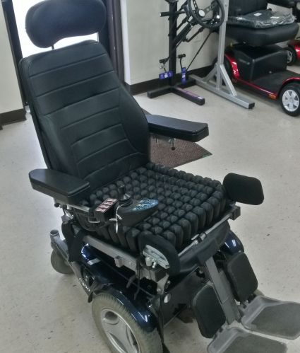power chair for sale with dildo used griffin mobility permobil c300 rehab w new batteries