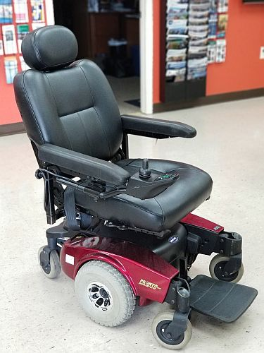 Used Griffin Mobility  Used Scooters and Power Chairs For