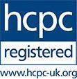 hcpc reg logo
