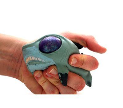 shark sensory fidget toy