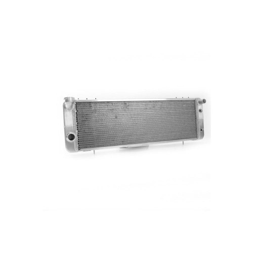 small resolution of 88 jeep cherokee griffin aluminum radiator part number 5 70095