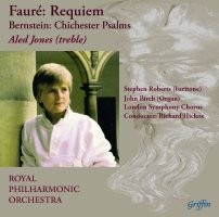 Faure: Requiem with Aled Jones GCCD 4044