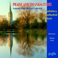 Praise and Thanksgiving GCCD 4046