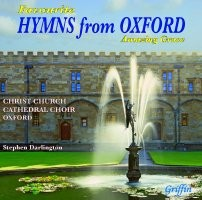 Favourite Hymns from Oxford - Amazing Grace GCCD 4047