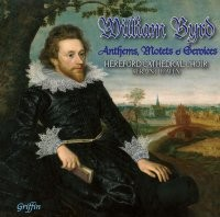 William Byrd: Hereford Cathedral Choir GCCD 4048