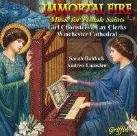 Immortal Fire - Winchester Cathedral GCCD 4049