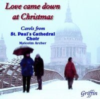 Love came down at Christmas GCCD 4051